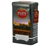 Чай Хейлис (Hyleys) Ерл Грей 125 г – ИМ «Обжора»