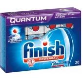 Средство для посудомоечной машины  Калгонит (Calgonit) Finish Quantum TABS 20 – ИМ «Обжора»