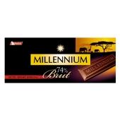 Шоколад Миллениум (Millennium) черный брют, 100 г – ИМ «Обжора»