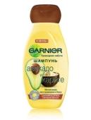 Шампунь Гарниер (Garnier) Природная забота авокадо  и карите  для поврежденных ломких волос 400 мл – ИМ «Обжора»