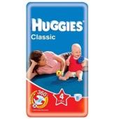 Подгузники Хаггиз (Huggies) Классик (4) 14 шт – ИМ «Обжора»