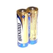 Батарейки Максел (Maxell) LR 6 2PK SHRINK – ИМ «Обжора»