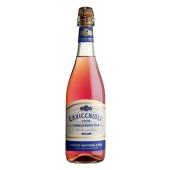Вино игристое Ламбруско (Lambrusco) Кавикьоли розовое. Италия – ИМ «Обжора»