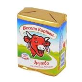 Сыр плавленый Веселая коровка Дружба 100 г – ИМ «Обжора»
