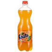 Вода Фанта (Fanta) апельсин 1.0 л. – ИМ «Обжора»