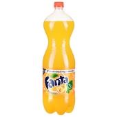 Вода Фанта (Fanta) Апельсин 2.0 л – ИМ «Обжора»
