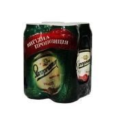 Пиво Старопрамен (Staropramen) светлое  4*0,5 л – ИМ «Обжора»