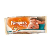 Салфетки Памперс (Pampers) влажные детские Clean 64 шт – ИМ «Обжора»