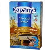 Каша Карапуз Мультизлаковая 250 г – ИМ «Обжора»