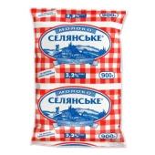Молоко Селянское 3.2% 0,9 л. – ИМ «Обжора»