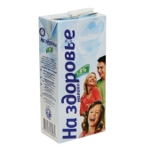 Молоко На здоровье 1.5% 1 л – ИМ «Обжора»
