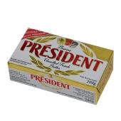 Масло Президент (President) 200 г 82% – ИМ «Обжора»