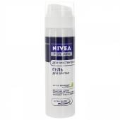 Гель для бритья Нивея (Nivea) FOR MEN чувствительной кожи 200 мл. – ИМ «Обжора»