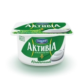 Йогурт Активиа классический 115 г – ИМ «Обжора»
