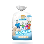 Мороженое Геркулес Суперсемейка Пломбир пласт 1 кг  Ванильный – ИМ «Обжора»