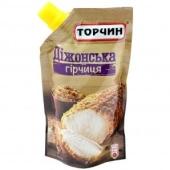 Горчица Торчин Дижонская 140 г – ІМ «Обжора»