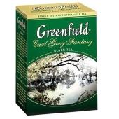 Чай Гринфилд 100 гр. Эрл грей фентази – ИМ «Обжора»