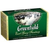 Чай Гринфилд (Greenfield) Эрл грей фентези 25 п – ИМ «Обжора»