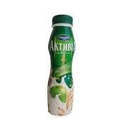 Йогурт Активиа Яблоко-злаки 290 г 1,5% – ИМ «Обжора»