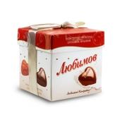 Конфеты Любимов молочные орех пралине 208 г – ИМ «Обжора»