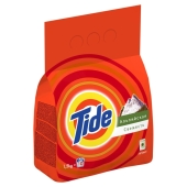 Стиральный порошок Тайд (Tide) Alpin Fresh Автомат 1,5 кг – ИМ «Обжора»