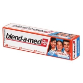 З/паста Бленд а мед (BLEND-A-MED) Чистота+свежесть 100мл экстра – ИМ «Обжора»