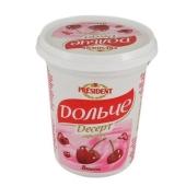 Десерт творожный Дольче вишня 4% 400 г – ИМ «Обжора»