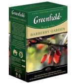 Чай Гринфилд (Greenfield) барбери гаден 100 г – ИМ «Обжора»