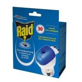 Электрофумигаторы JON Рейд (RAID) с жидкостью 30 ночей Блистер – ИМ «Обжора»