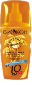 Масло-спрей Биокон для загара SPF 10 160 мл – ИМ «Обжора»