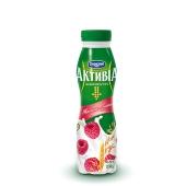 Йогурт Активиа Малина-злаки 290 г 1,5 % – ИМ «Обжора»