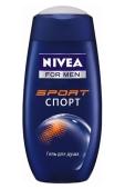 Гель для душа Нивея (Nivea) Спорт мужской – ИМ «Обжора»