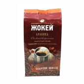 Кофе Жокей Баварский шоколад молотый 150 г – ИМ «Обжора»
