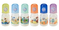 Бутылочка Беби Нова (Baby-Nova) 125 мл – ИМ «Обжора»