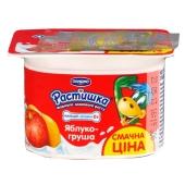 Йогурт Растишка Яблоко-груша 110 г – ИМ «Обжора»