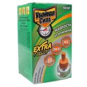 Фумигатор + жидкость Убойная сила от комаров 30 мл 45 ноч. – ІМ «Обжора»