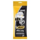 Станки для бритья Бик (ВIС)  Classic Metal 5 шт. – ИМ «Обжора»