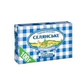 Масло На Здоровье  Селянское 73% 100 г – ІМ «Обжора»
