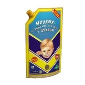 Сгущеное молоко 8,5% 310г гост Первомайский МКК дой пак – ИМ «Обжора»