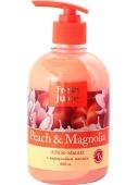 Жидкое мыло Фреш Джус (FRESH JUICE) Peach 460 мл. – ИМ «Обжора»