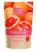 Жидкое мыло Фреш Джус (FRESH JUICE) Grapefruit 460 мл. – ИМ «Обжора»
