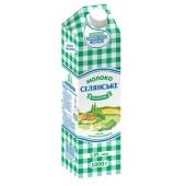 Молоко Селянское особое 1.5% 1 л – ИМ «Обжора»