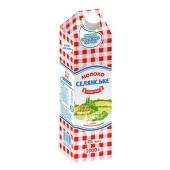 Молоко Селянське 3,2% 0,95л особливе (ГЦ) – ІМ «Обжора»