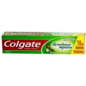 Зубная паста Колгейт (Colgate) Целебные травы 150 мл. – ИМ «Обжора»