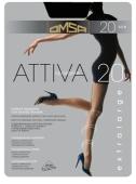 Колготки Омса (OMSA) attiva nero XL – ИМ «Обжора»
