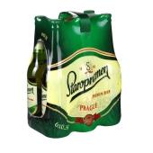 Пиво Старопрамен Прага 0.5л (6 шт) – ИМ «Обжора»