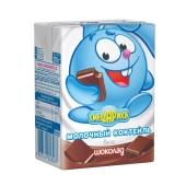 Молочный коктейль Смешарики Шоколад 2,5 % 210 г – ИМ «Обжора»