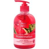 Жидкое мыло Фреш Джус (FRESH JUICE) Watermelon 460 мл. – ИМ «Обжора»