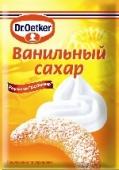 Ванильный сахар Д-р Оеткер (Dr. Oetker) 8 г – ИМ «Обжора»