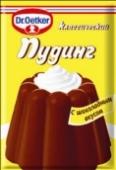 Пудинг Д-р Оеткер (Dr. Oetker) с шоколадным вкусом 50 г – ИМ «Обжора»